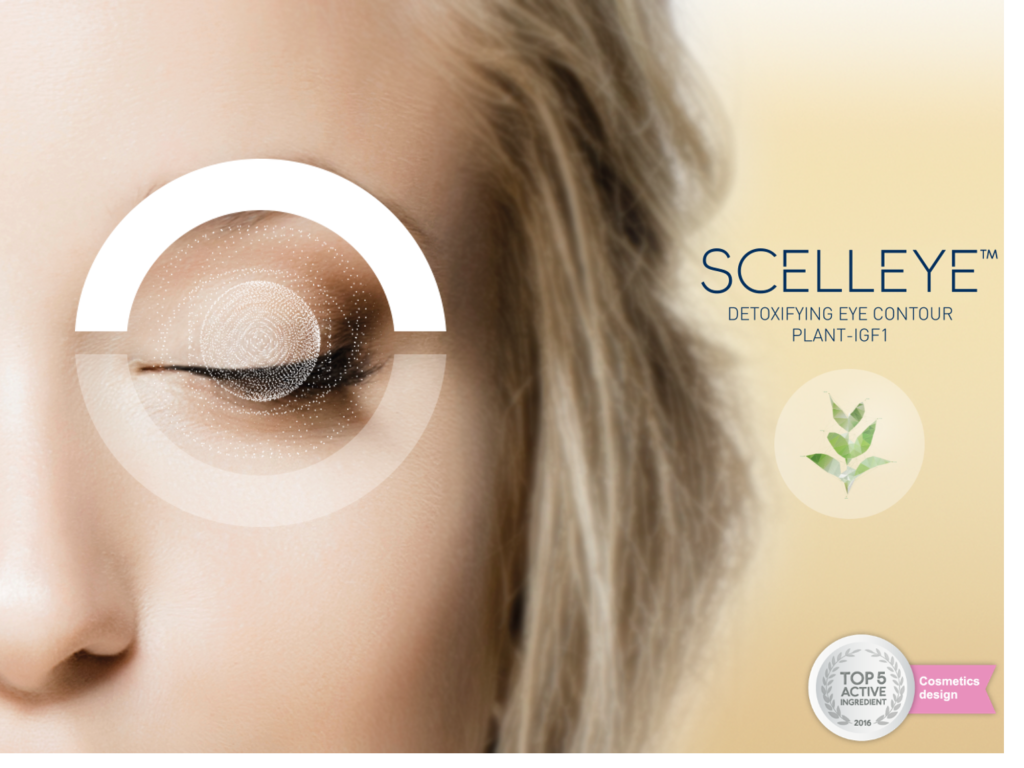 Cosmetics Design selects Scelleye