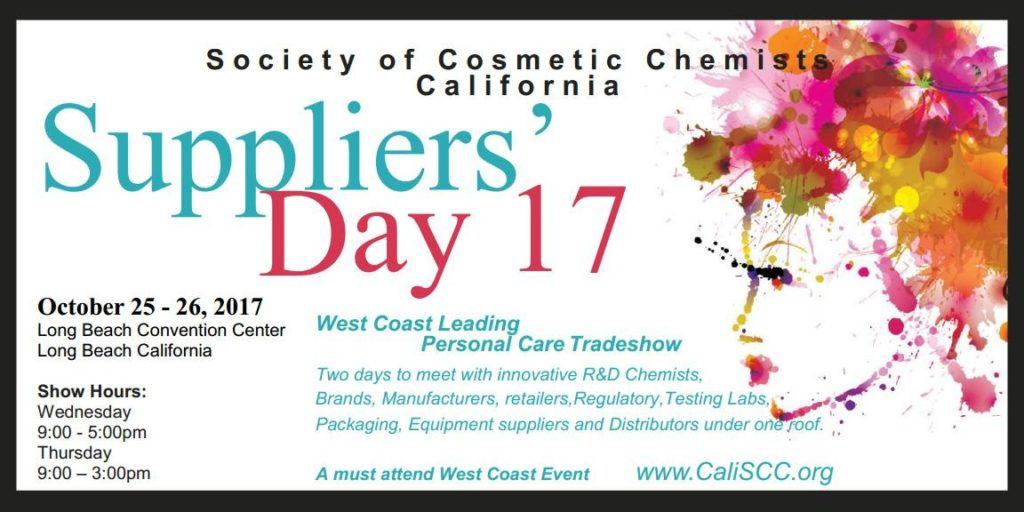 Suppliers Day 2017